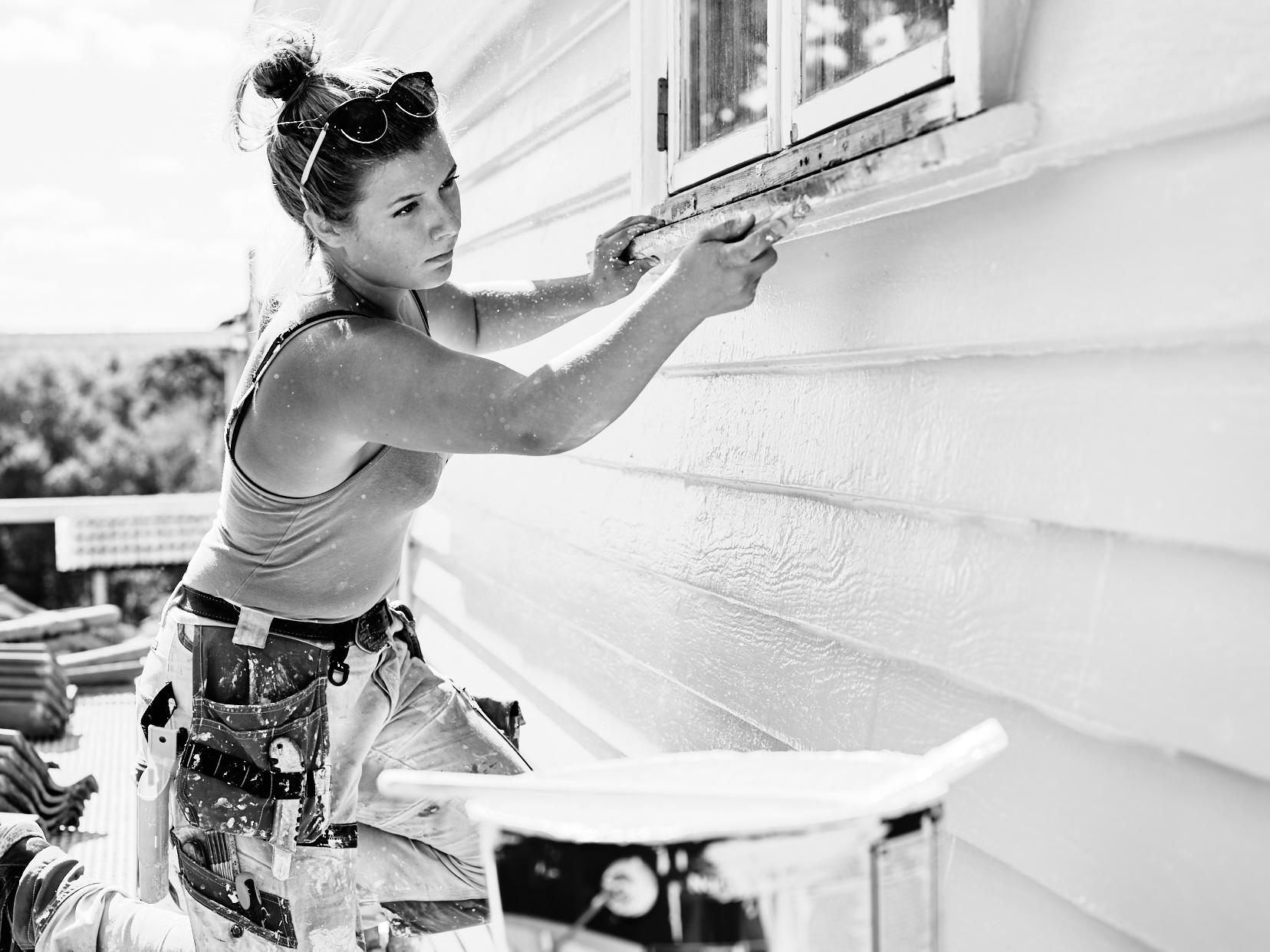 Vill du ha släta väggar? Gör det inte själv!