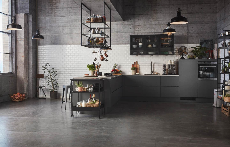 Köket som möbel