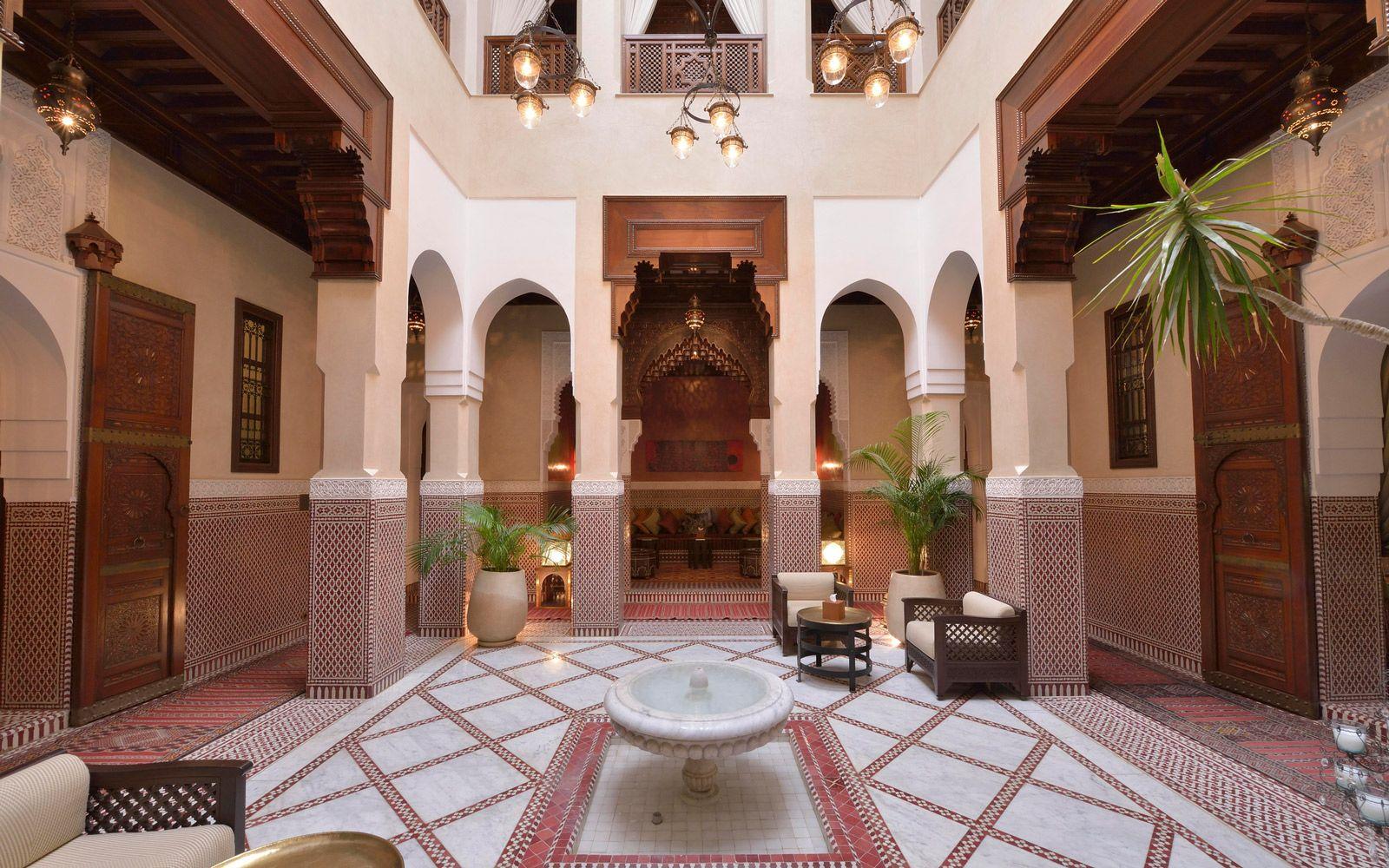 Inspireras av Marrakech