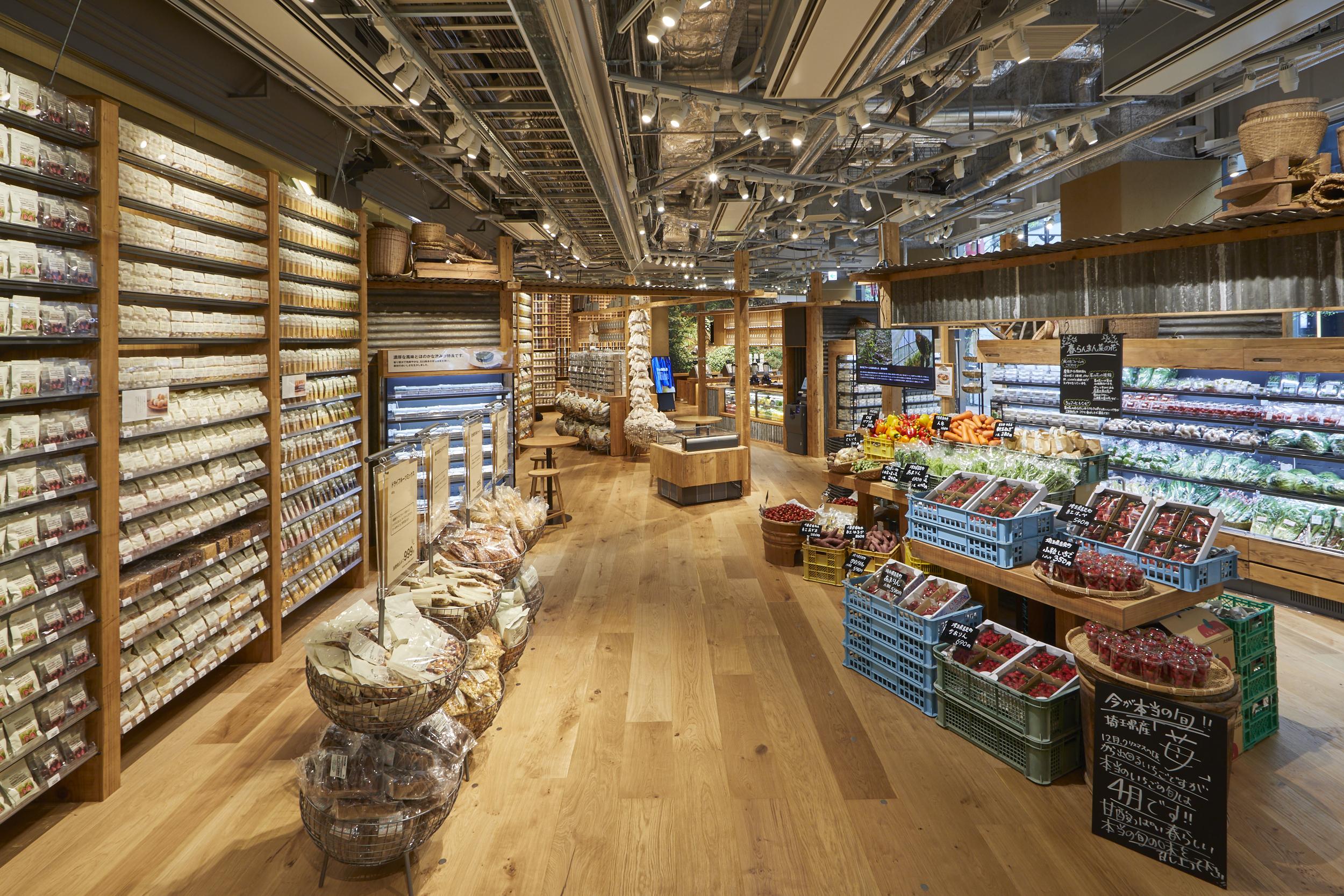 MUJI öppnar flaggskeppsbutik i Stockholm