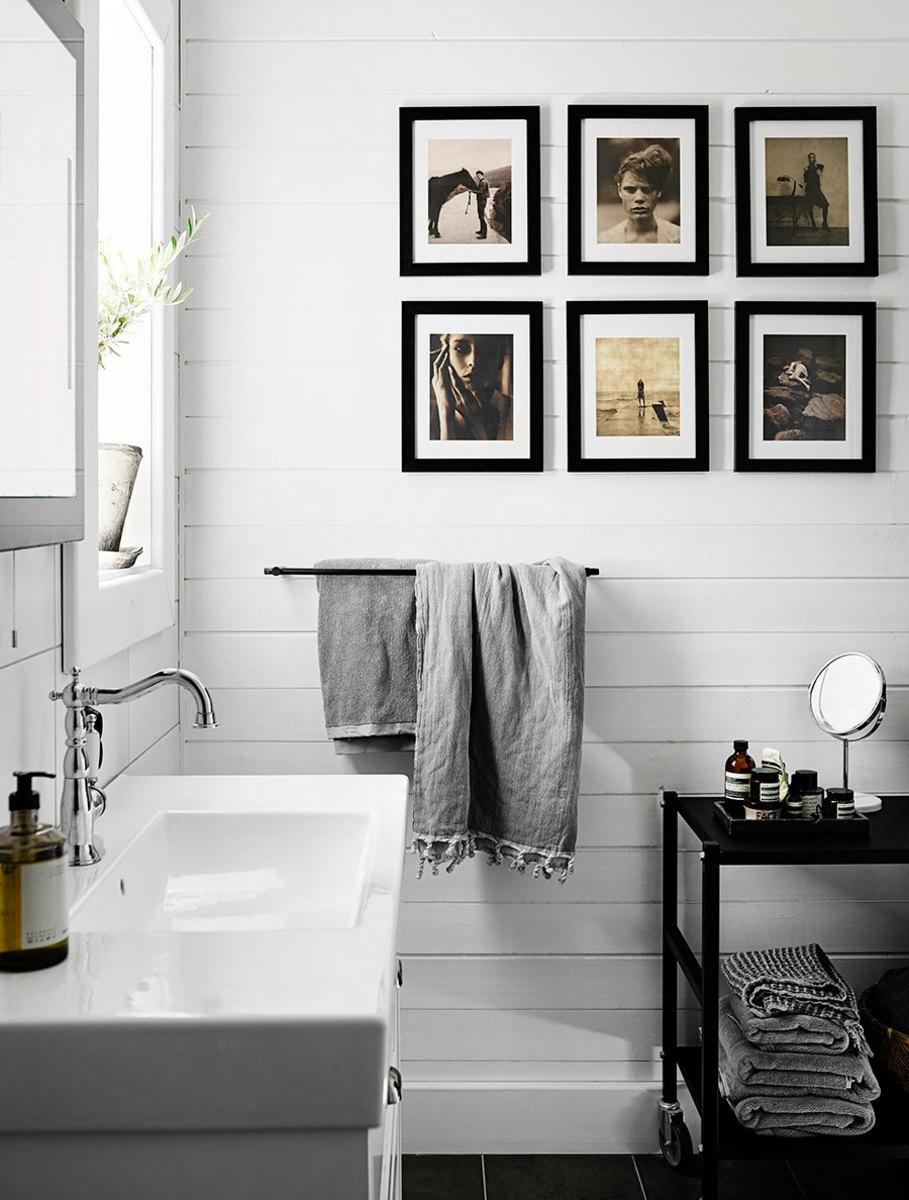 Tre lyxiga detaljer i badrummet