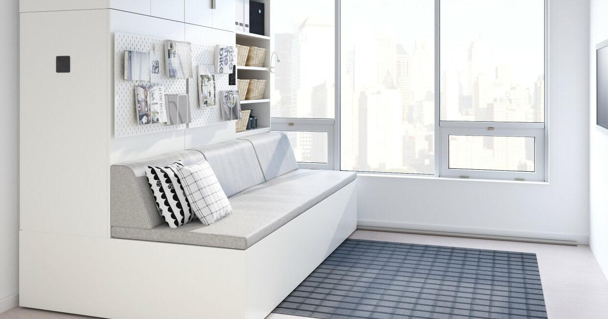 """IKEA lanserar ny – """"smart"""" möbellösning"""