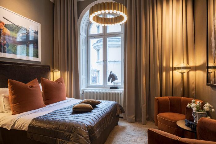 7 trender för att ge sovrummet en lyxig hotellkänsla