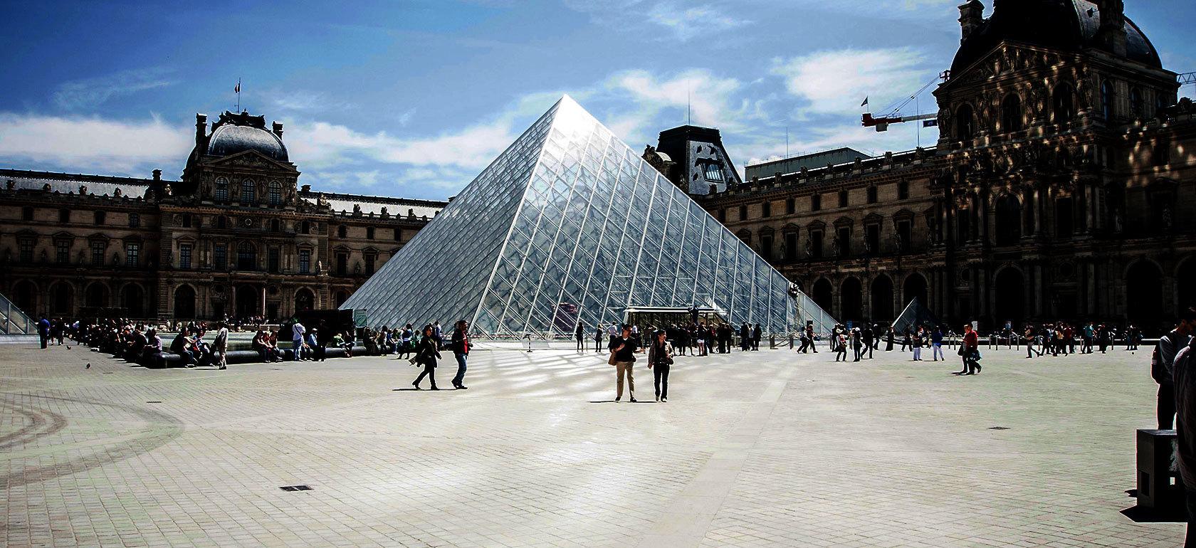 De Mest Besökta Museer I Världen