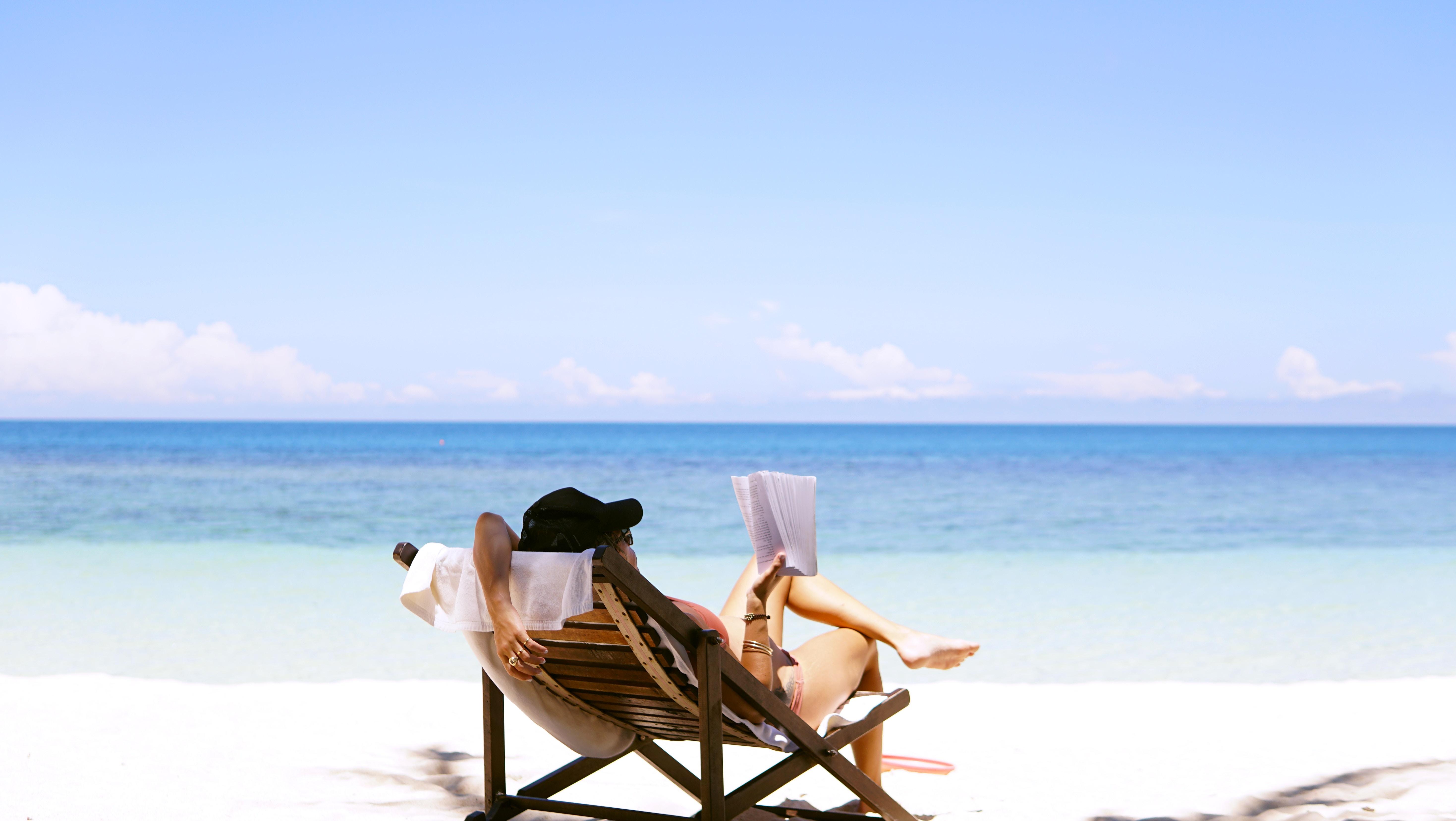 Koppla bort jobbet på semestern – så här varvar du ner