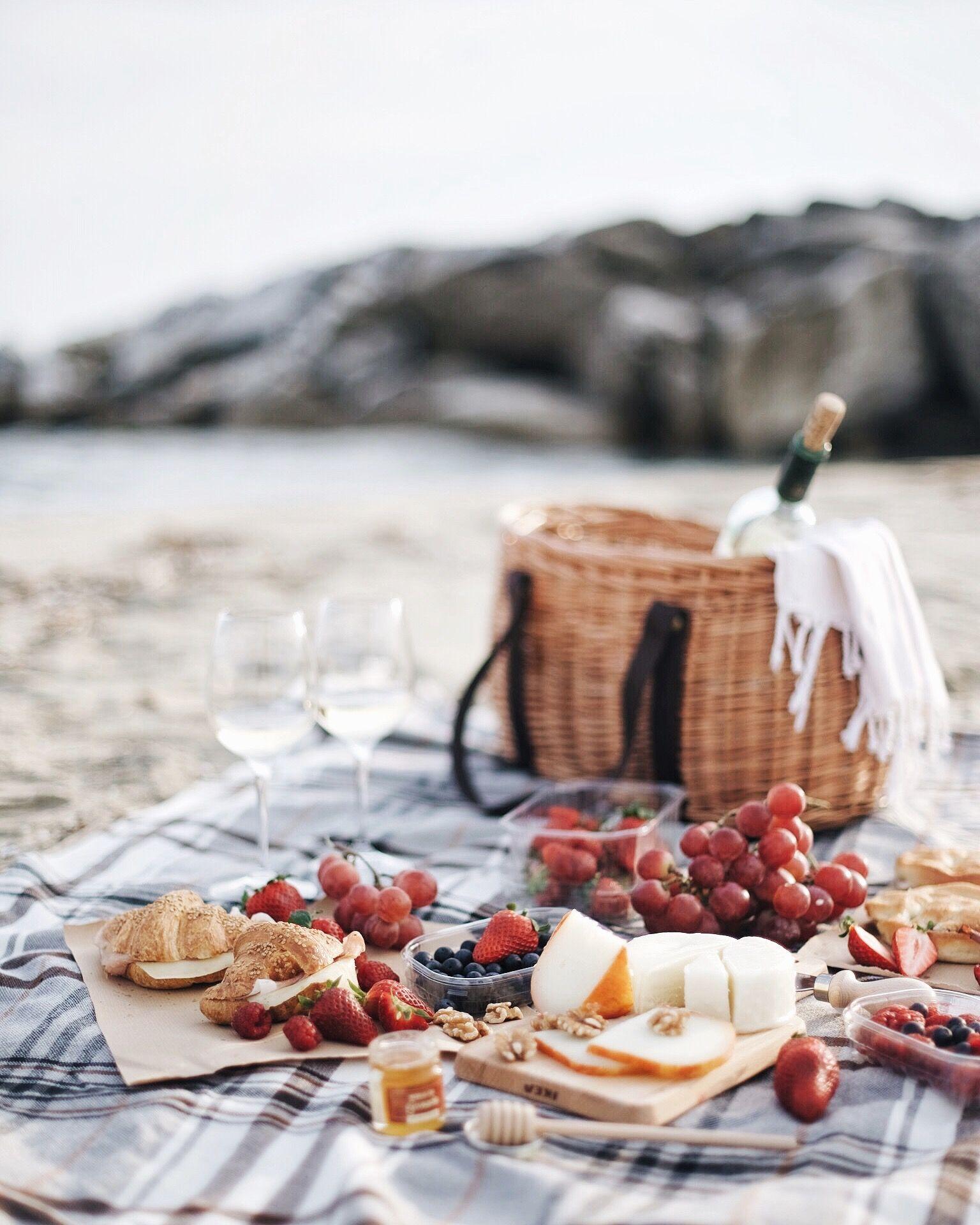 Allt Du Behöver Till Picknicken I Sommar