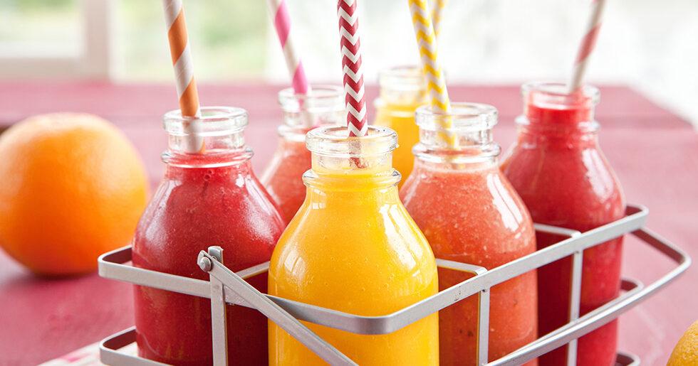 Starta dagen på bästa sätt – med en nyttig dryck