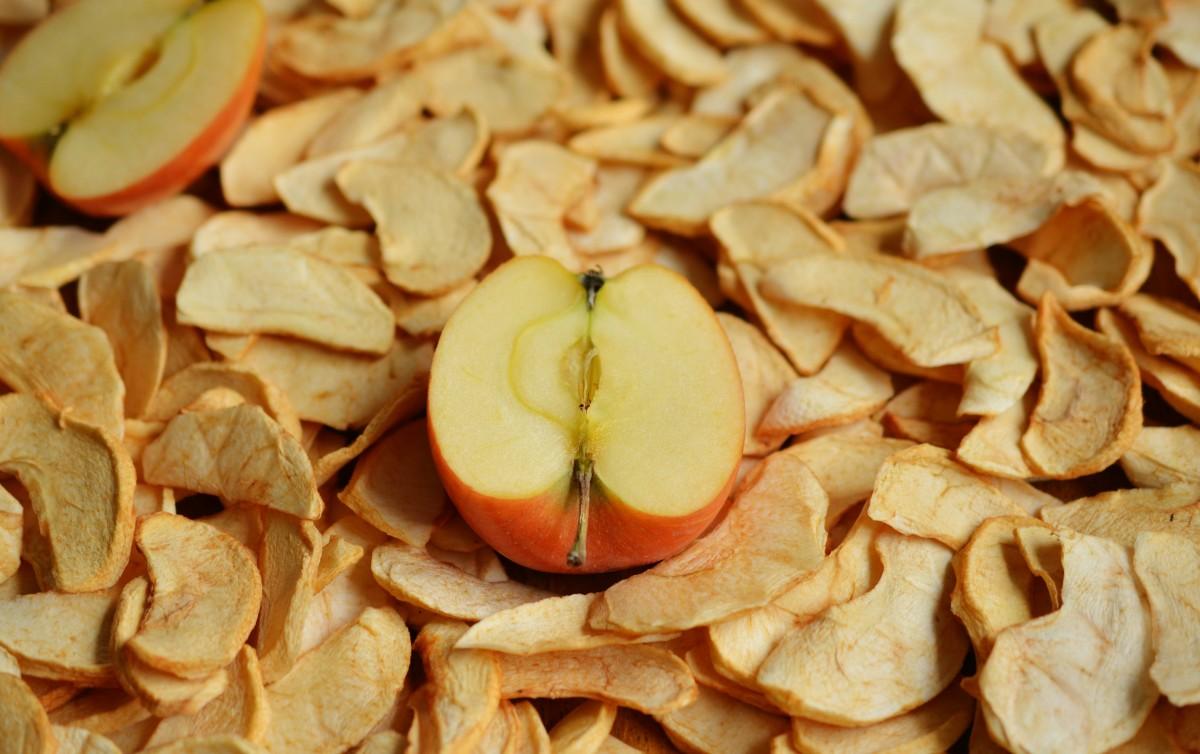 Mumsa In Hösten – Med Äppelchips