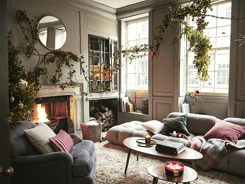 Inspireras av julen på Zara Home