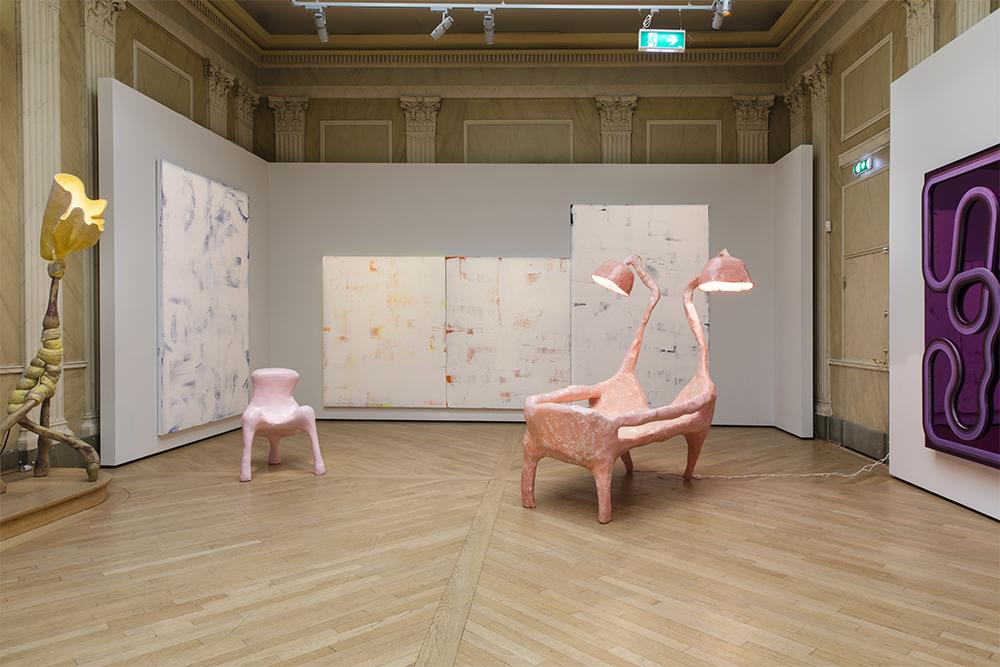 Unik utställning med samtidskonst och design öppnar på CFHILL