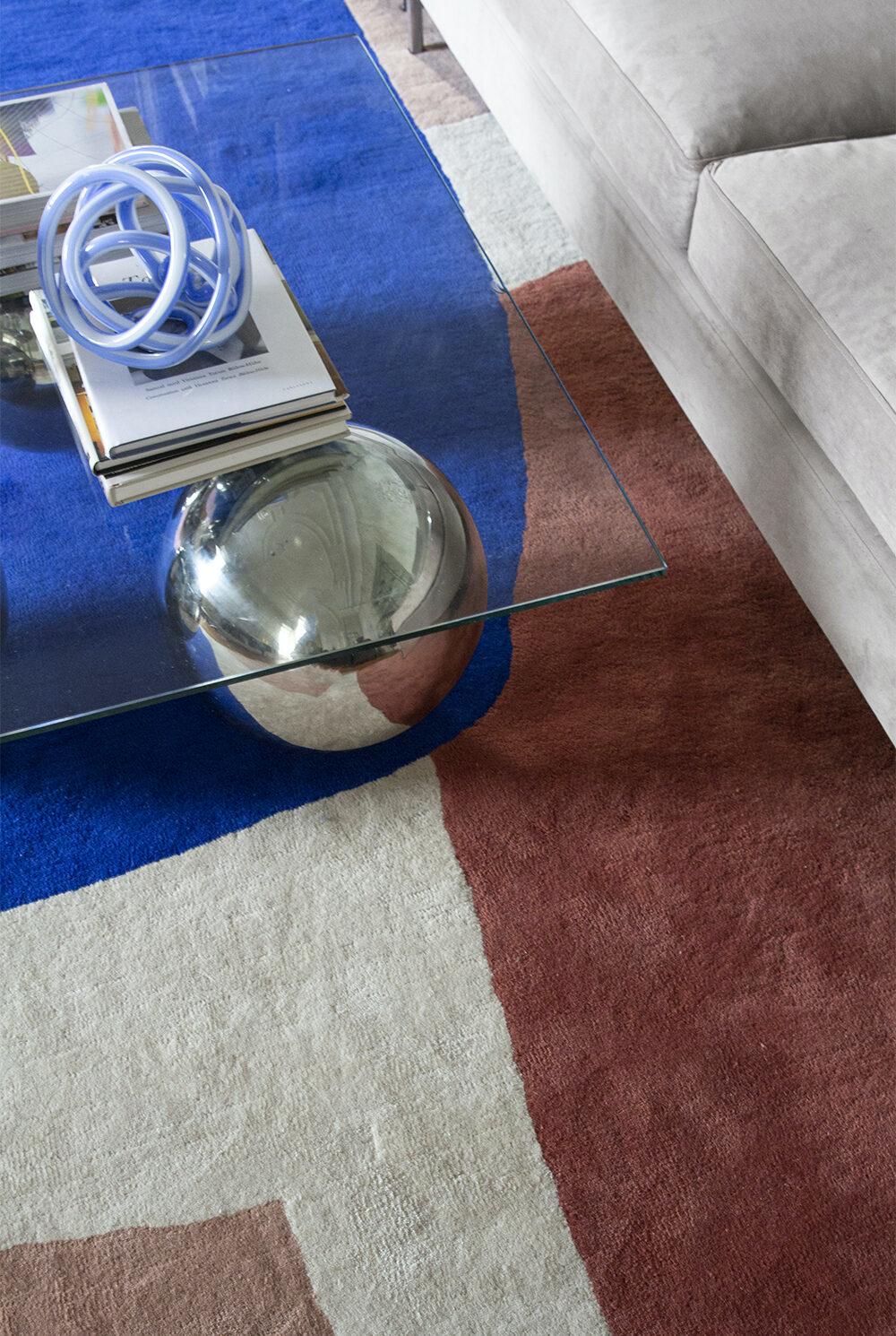 Upptäck Layereds nya mattor i skandinavisk stil