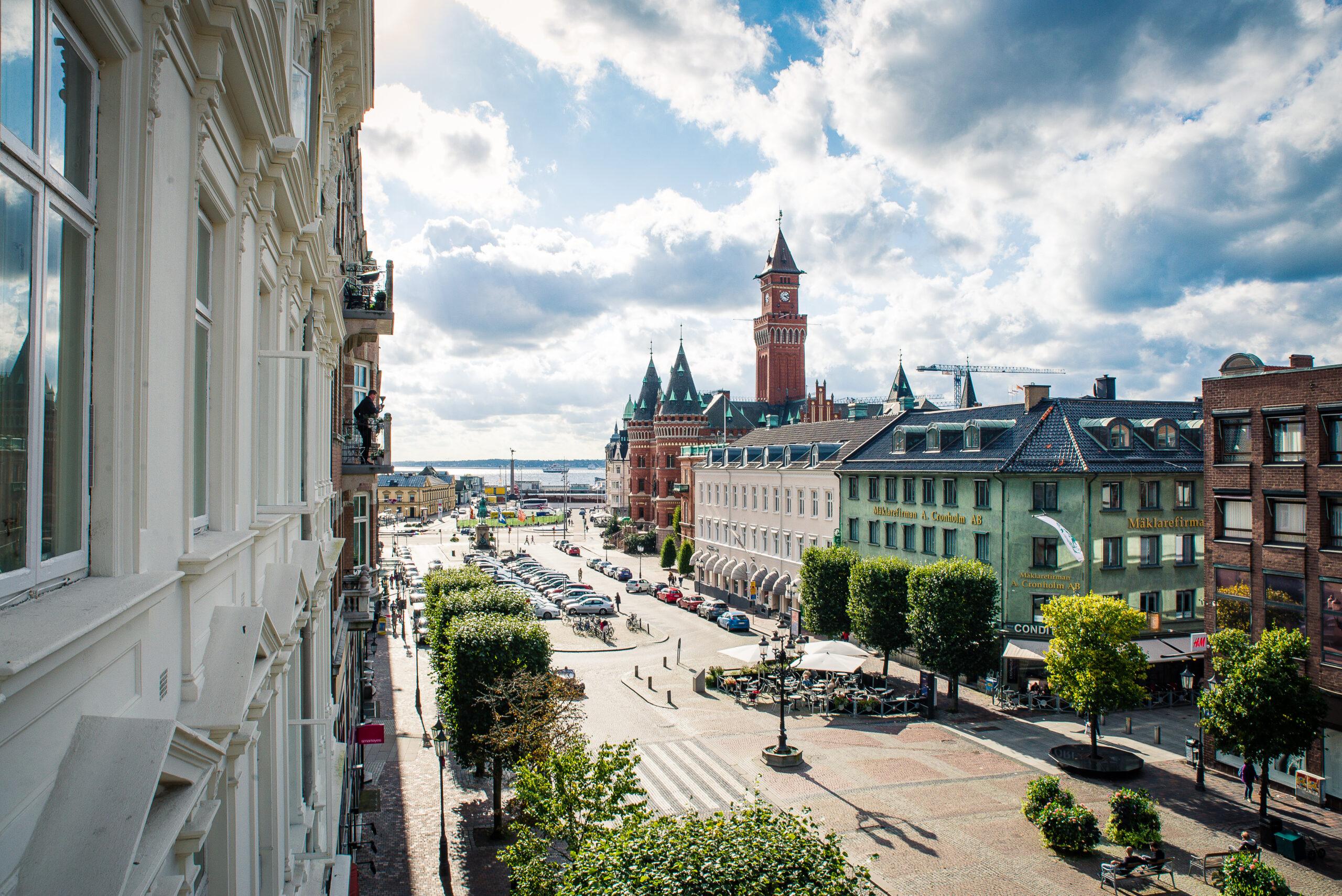 Alltid helg i Helsingborg
