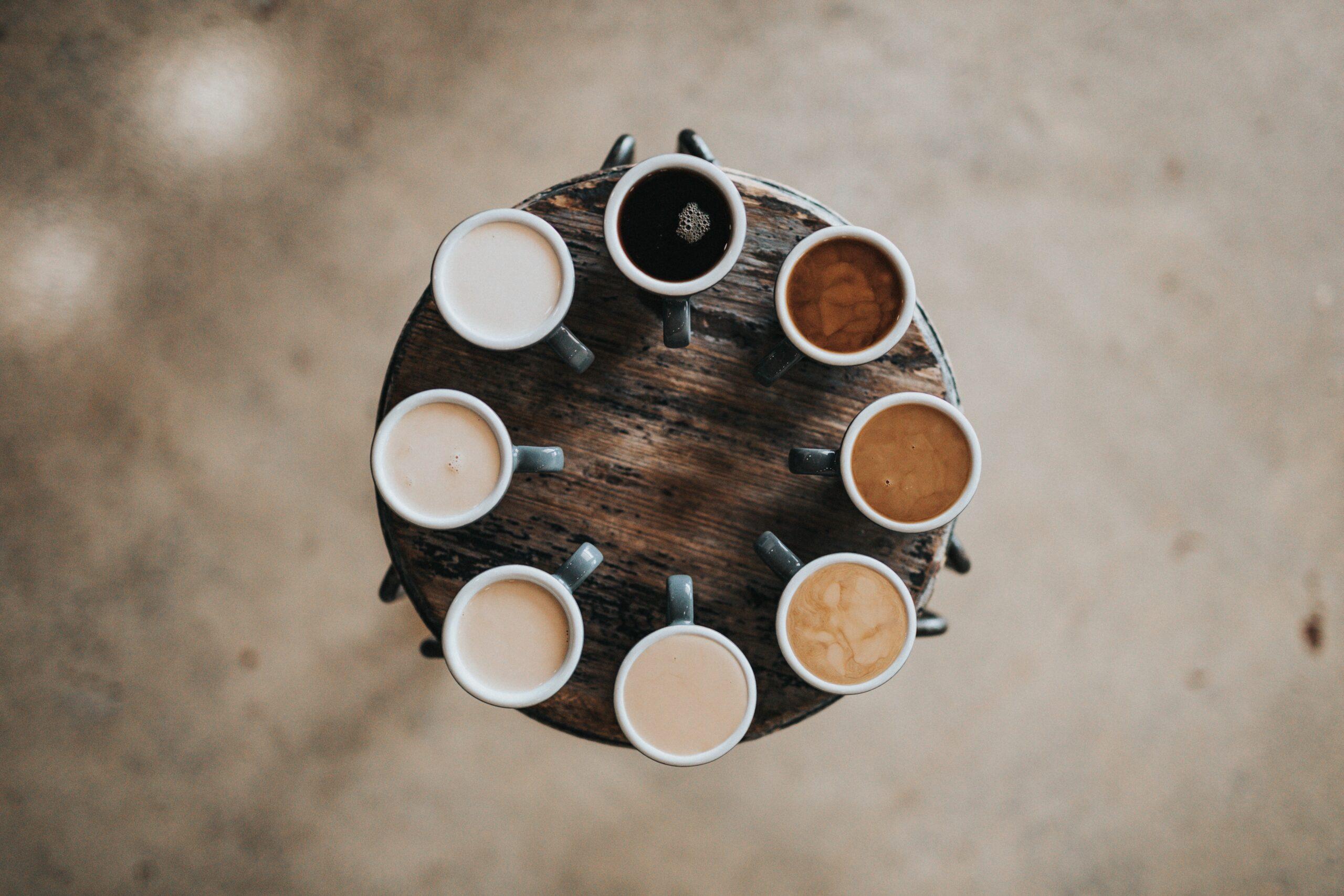 Fem steg till riktigt gott kaffe