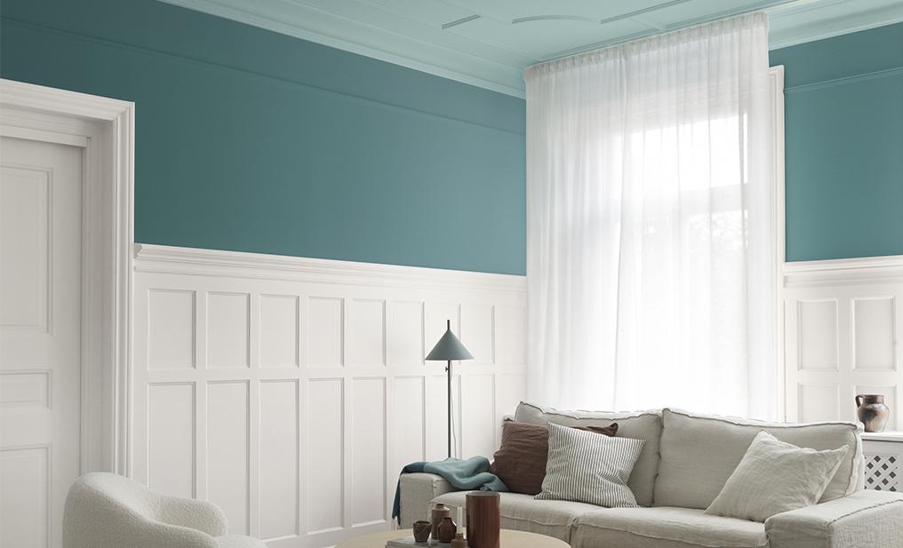 Förnya ditt hem med färg