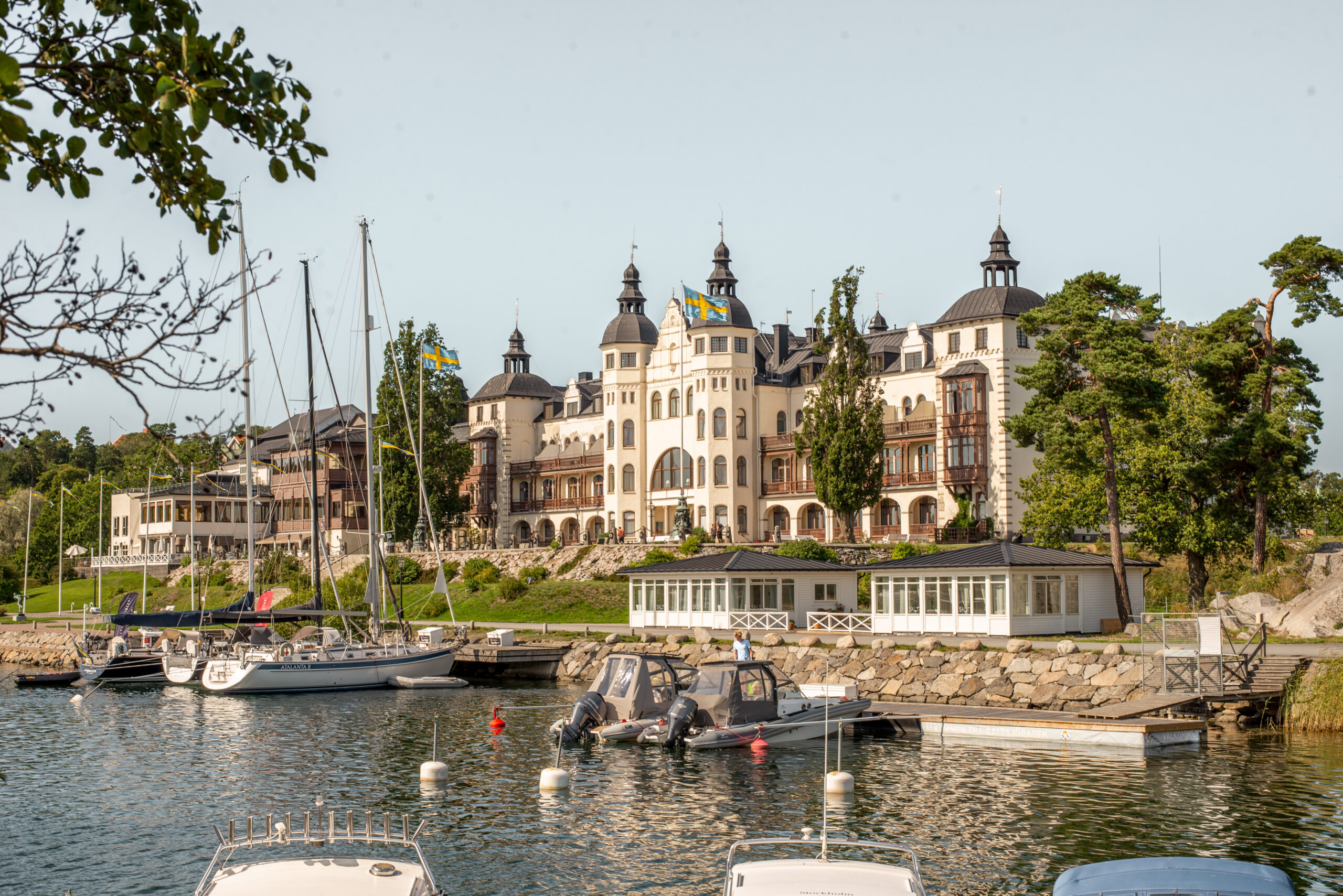 Lyxig höstweekend på Grand Hotel Saltsjöbaden